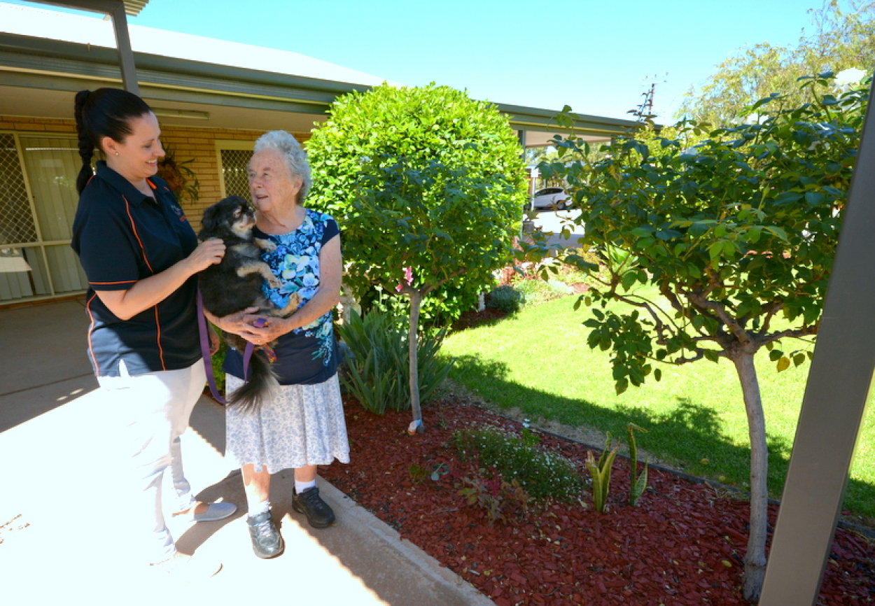 Eureka Myall Place – Affordable and Flexible Rental Retirement Living 2-4  Anesbury Street - Whyalla Norrie 5608 Retirement Property for Rental