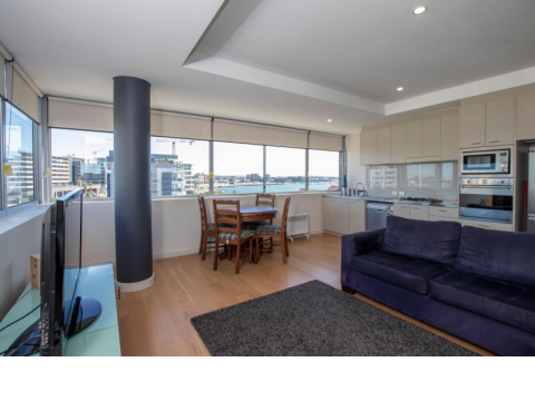 INVESTMENT GEM WITH HARBOUR VIEWS