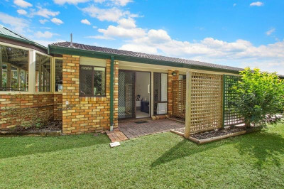 Enjoy the tranquillity of the surrounding local natural bushland from your armchair