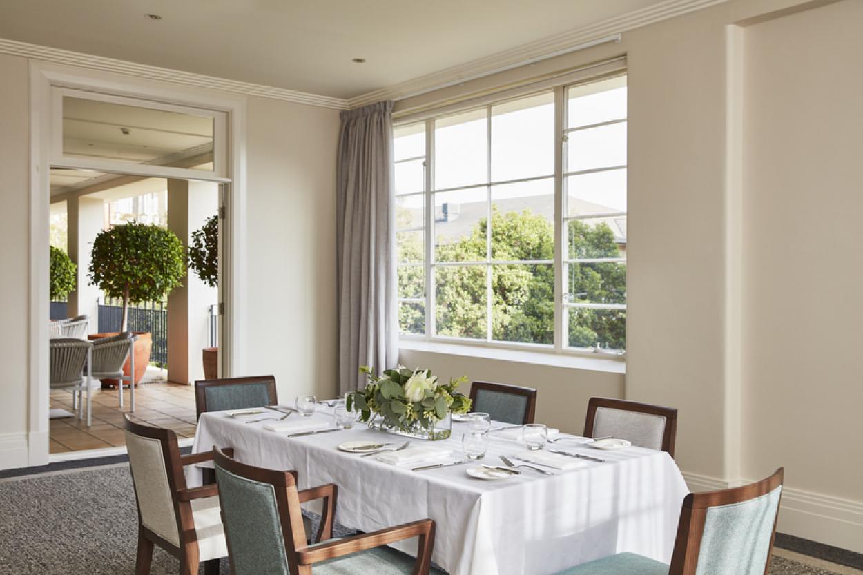 Personality Plus for Fabulous Terrace Level Apartment