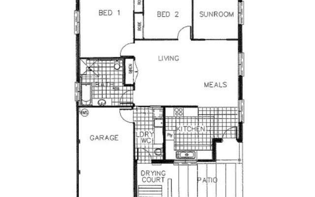 Lovely open plan home with a host of features