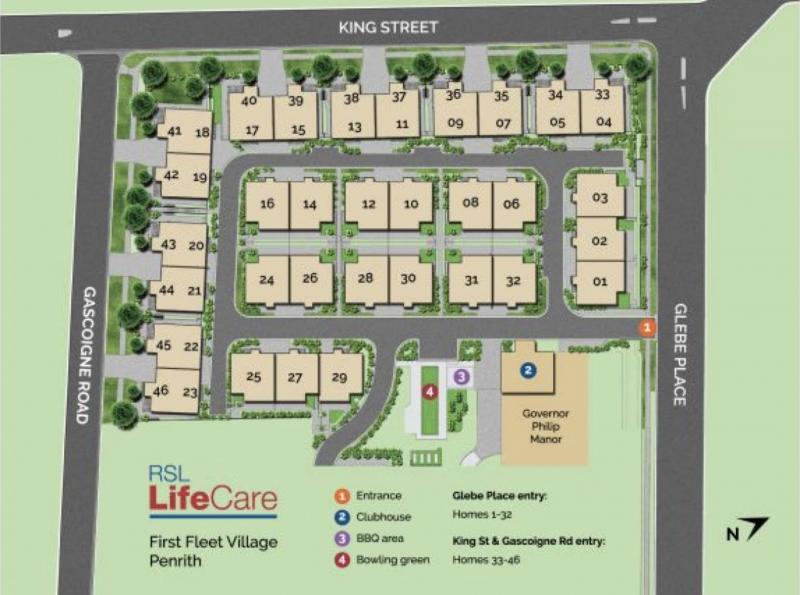 RSL LifeCare - Retirement Village Penrith