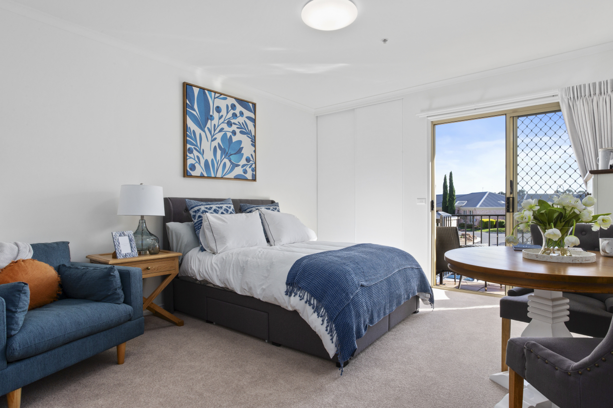 Modern serviced apartments - The Lakes Estate Retirement Village 800  Kings Road - Taylors Lakes 3038 Retirement Property for Sale