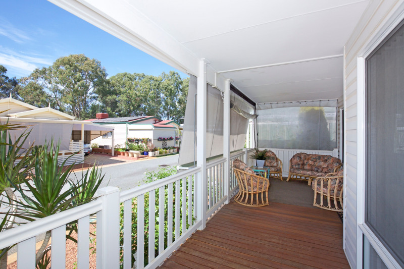 Spacious 2 Bedroom Home With Cook's Kitchen at Mandurah Gardens Estate