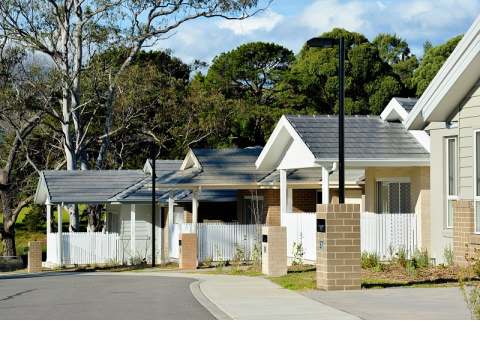 Retire in The Hills - Modern two bedroom villa at Glenhaven