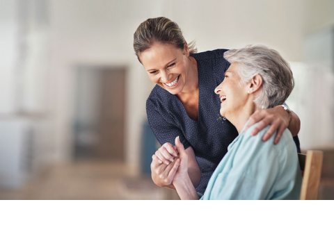 Discover a better type of aged care