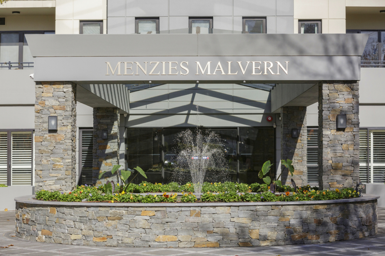 Ground floor comforts at Menzies Malvern