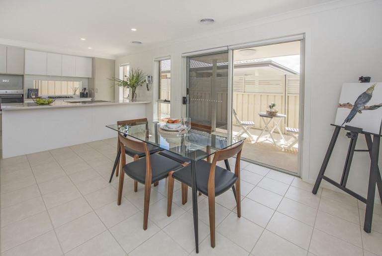 Brand new villas at Mernda Retirement Village - Cockatiel