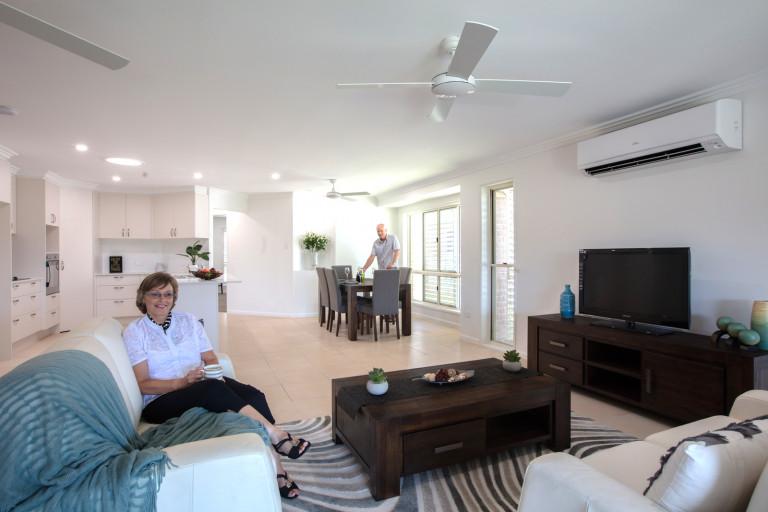 Generous three bedroom home!