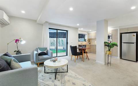 Apartment 113 – the Waratah