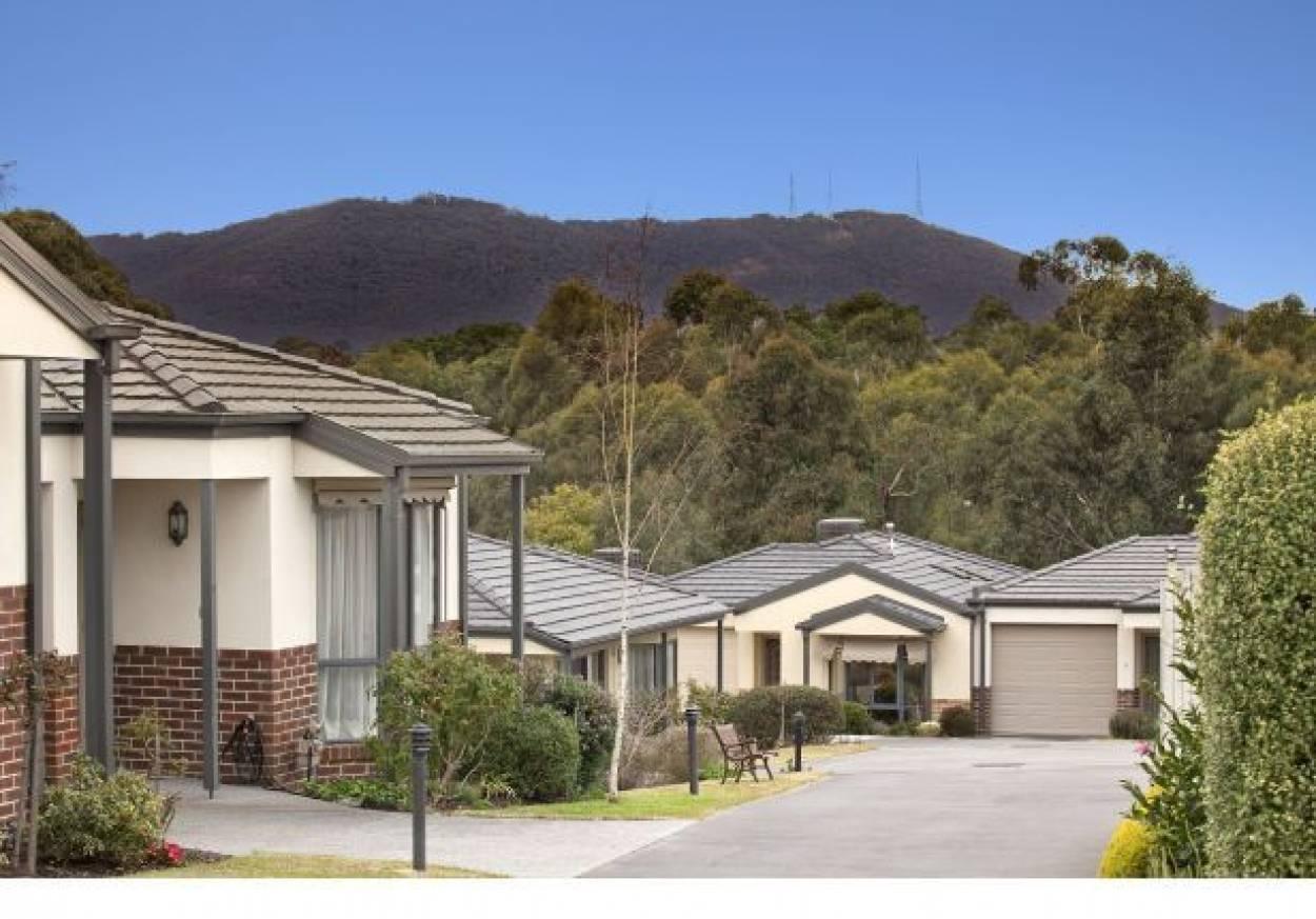 Australian Unity - The Oaks Retirement Village 110  Hull Road - Croydon 3136 Retirement Property for Sale