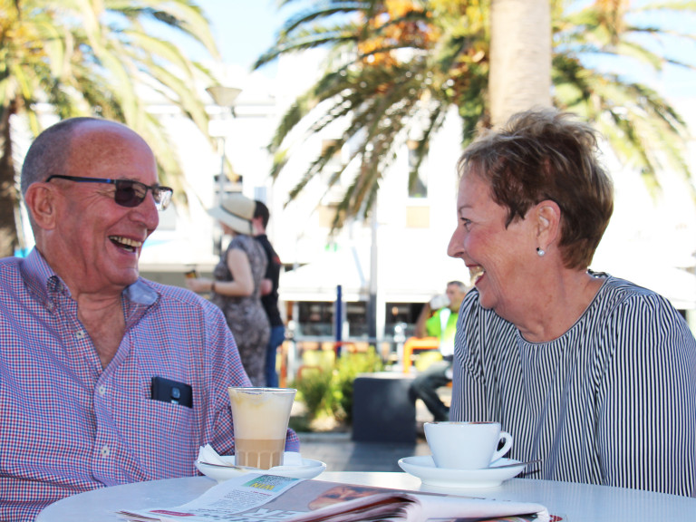 Spring into Summer - Experience the Glenelg lifestyle!