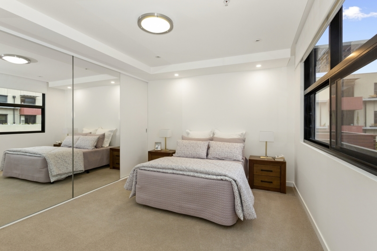 Light and bright east facing apartment in the heart of Brighton