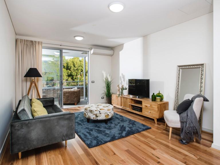Apartment 17, Bethanie Gwelup Retirement Village
