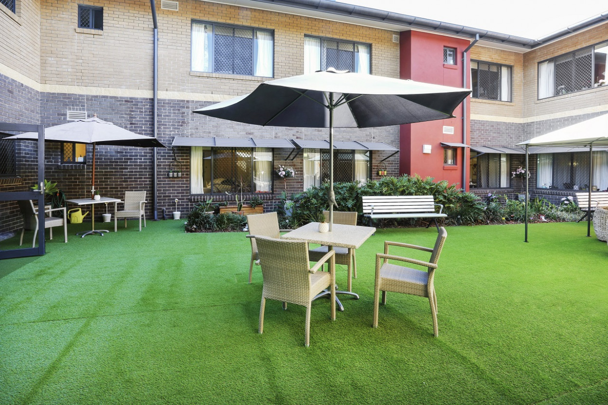 Churches of Christ in Queensland Moonah Park Aged Care Service