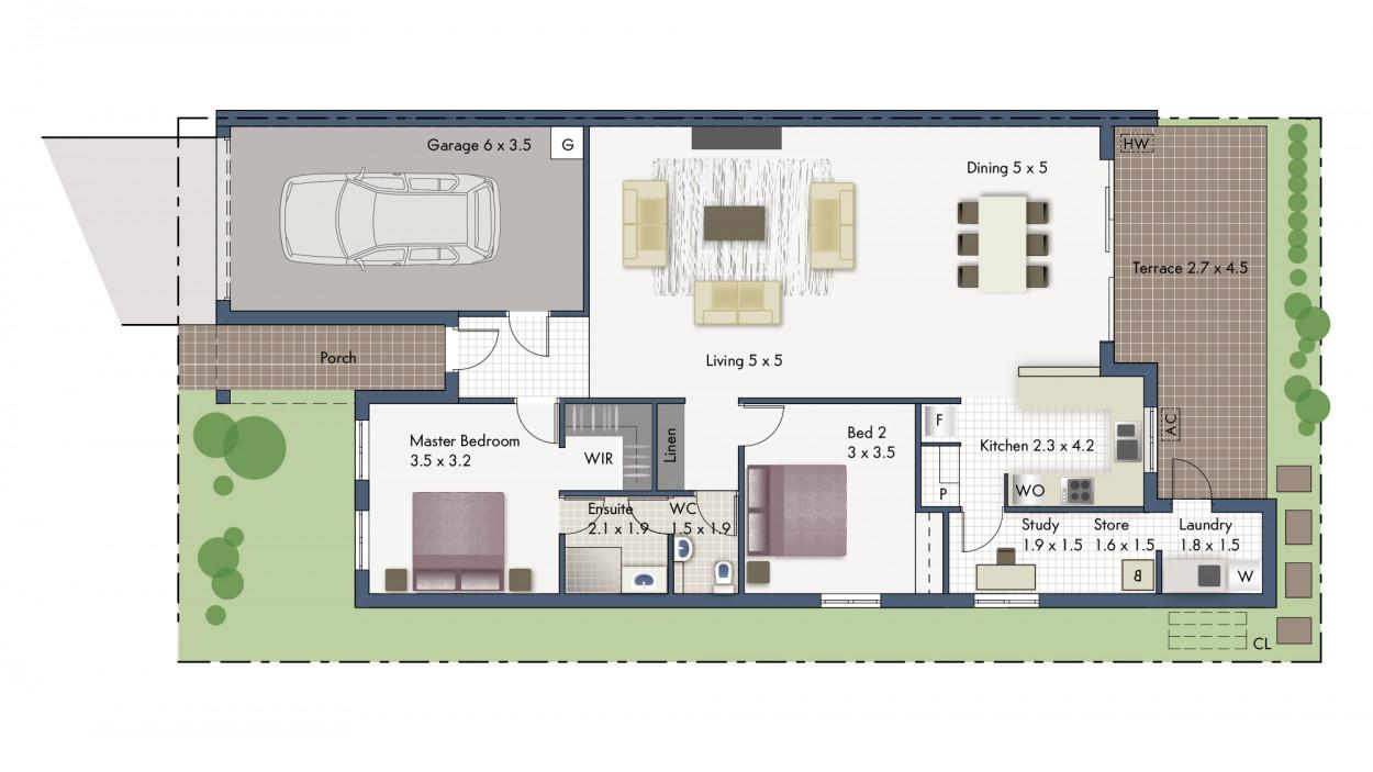 Unit 213, Cardinia Waters Village Unit 213,  36-40 Racecourse Road - Pakenham 3810 Retirement Property for Sale
