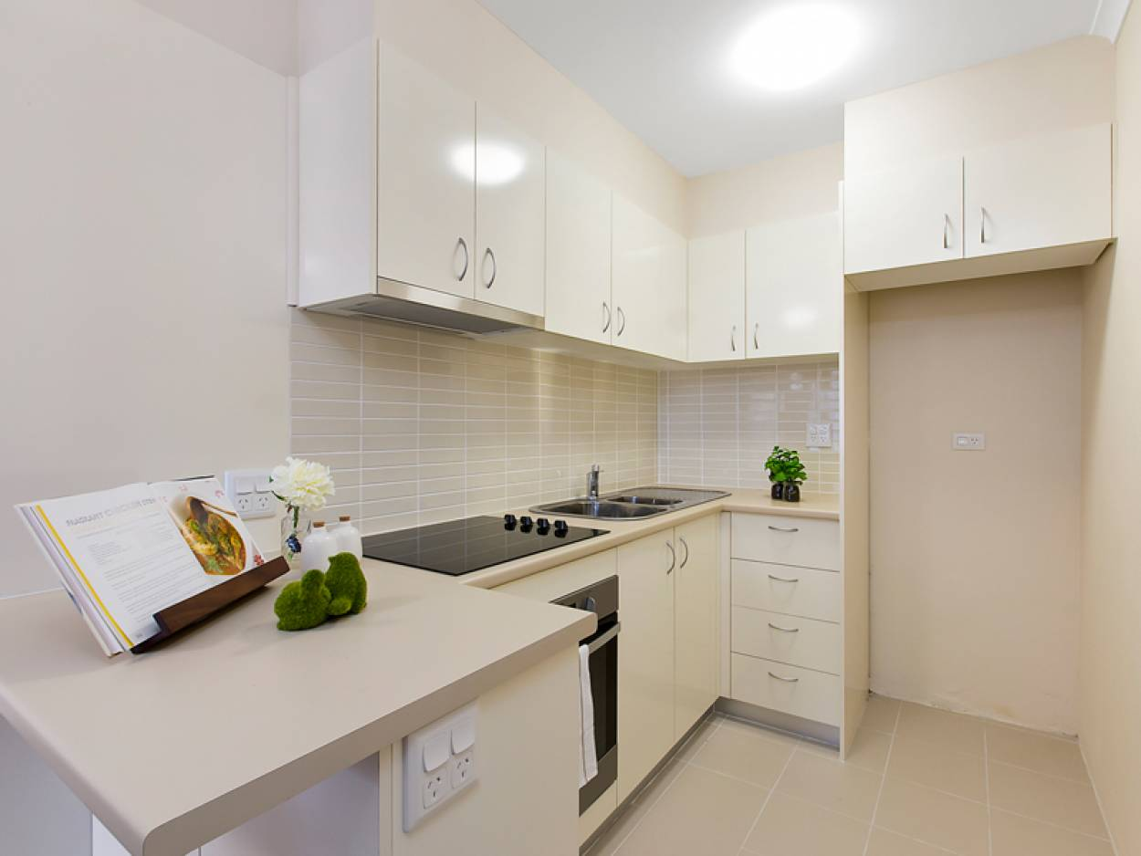 Renovated 1 Bedroom Unit 22 30-32 Ellerslie Road  - Bexley North 2207 Retirement Property for Sale