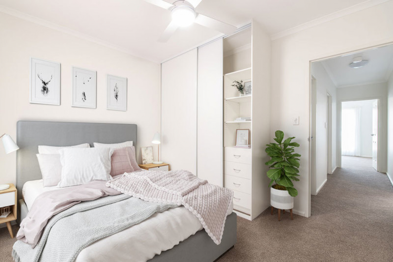 Our largest 2 bedroom design within our Torrens Grove community