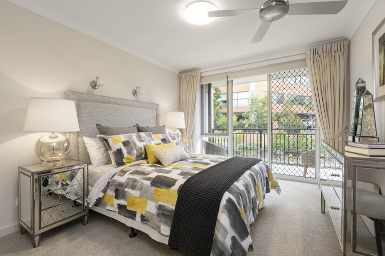 Nellie Melba Retirement Village Independent Apartments