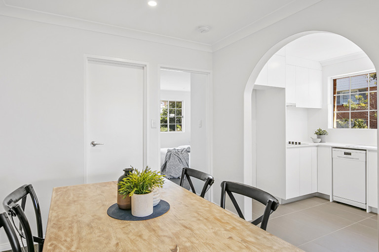 Fully renovated and impeccably presented