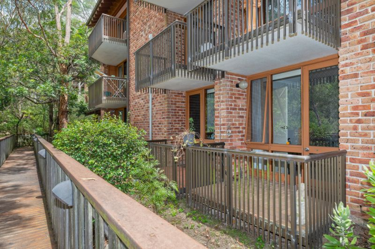 Secure, serviced retirement living amongst the gum trees