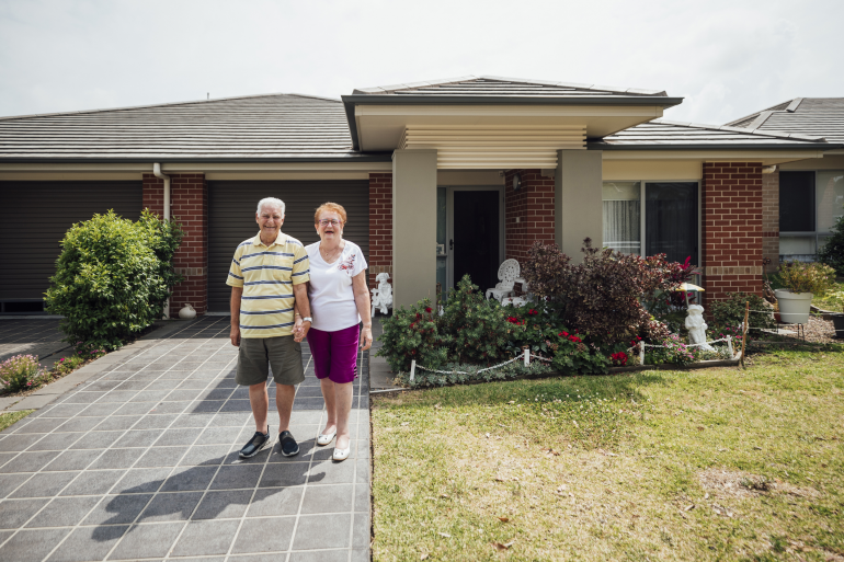House-owning empty nesters can capitalise on the current market...but it may not last forever