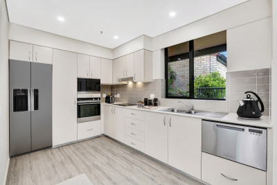 Anglicare Sydney - Newly revitalised 2-bed unit with modern interior, Castle Hill