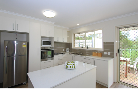 Lovely refurbished unit close to the heart of the community