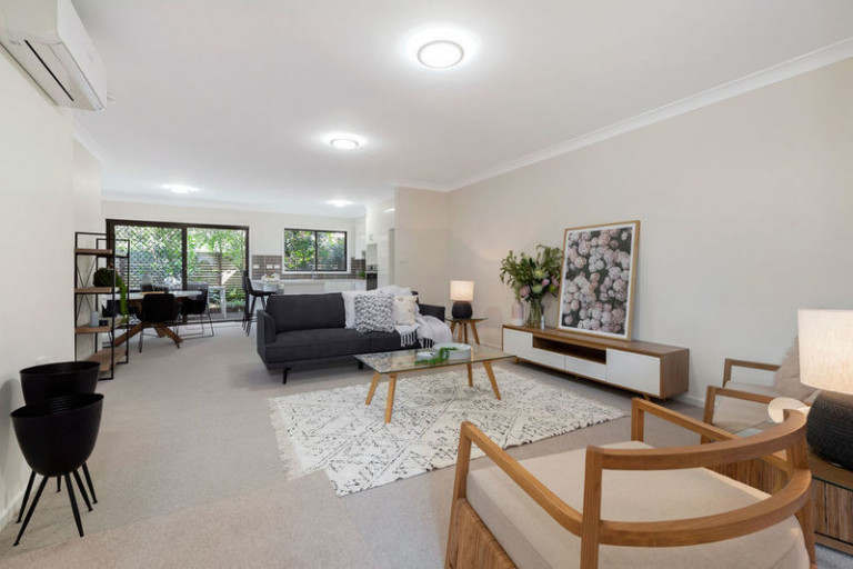 A modern, upgraded home with loads of wonderful features