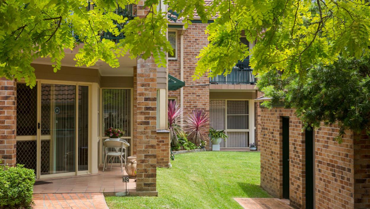 IRT Tarrawanna Gardens Retirement Village  2 Foothills Road - Tarrawanna 2518 Retirement Property for Sale