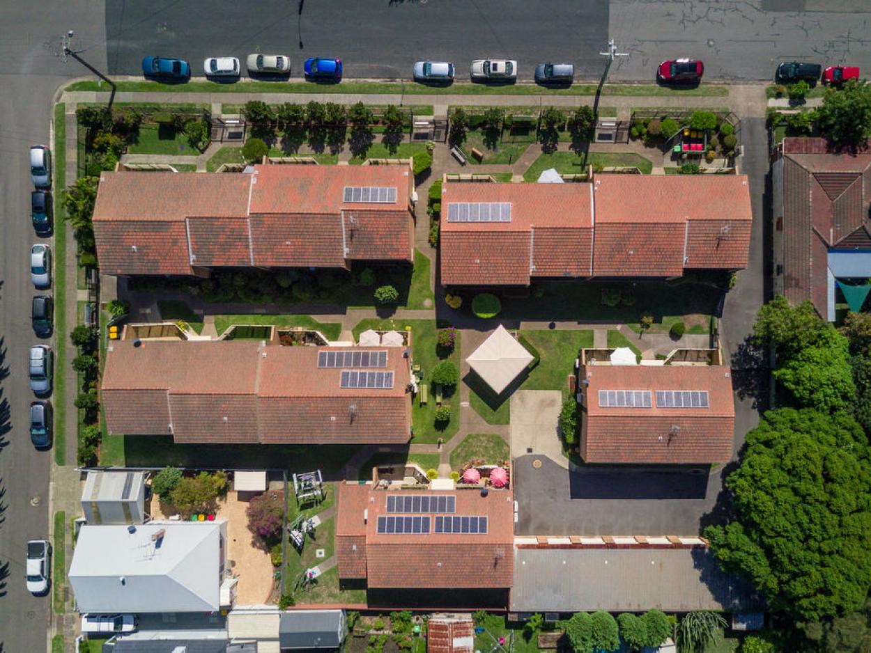 First floor, 1 Bedroom Apartment in inner-city Newcastle $300 p/w Unit 15 151 Denison Street - Hamilton 2303 Retirement Property for Rental