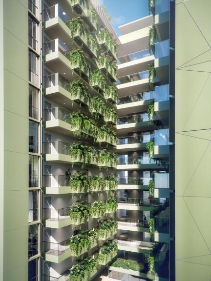A FUTURE KOGARAH LANDMARK - right in the centre of this cosmopolitan hub