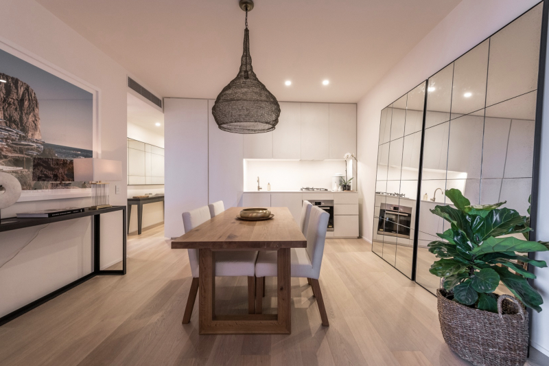 BRAND NEW COMPLETED STUDIO 1, 2 & 3 BEDROOM APTS IN THE HEART OF DULWICH HILL