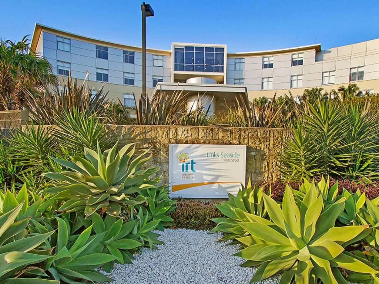 IRT Links Seaside Aged Care Centre