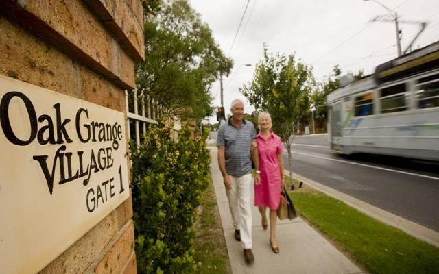 Oak Grange