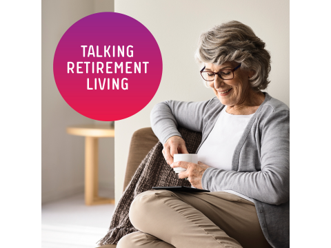 Talking Retirement Living. Ask us Anything and Everything.  Free Masterclass.