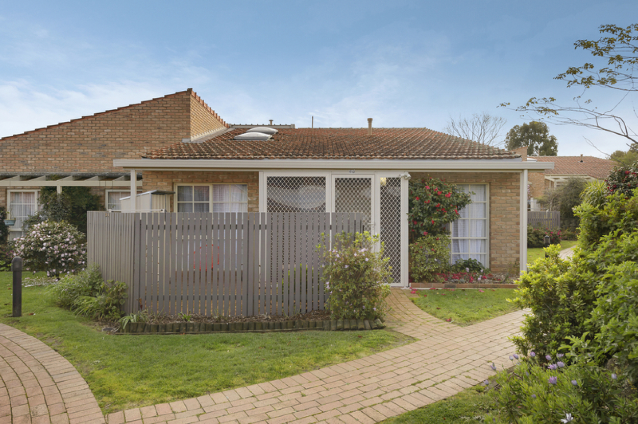 Highly appealing home surrounded by lovely gardens