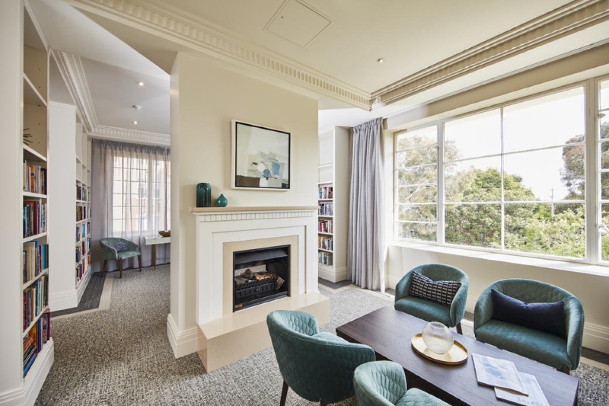 Spacious boutique apartment in bayside Brighton