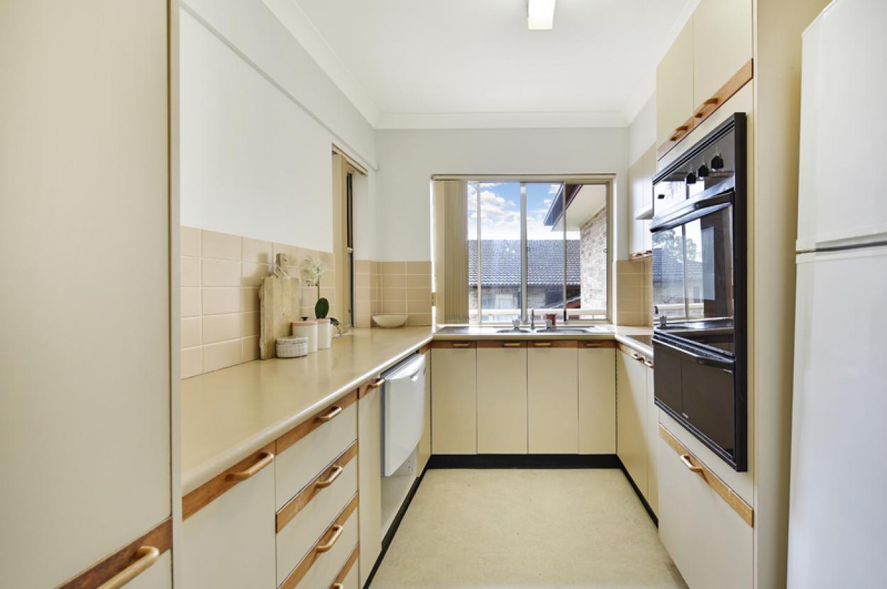 Private & Light Filled 1 Bedroom Unit