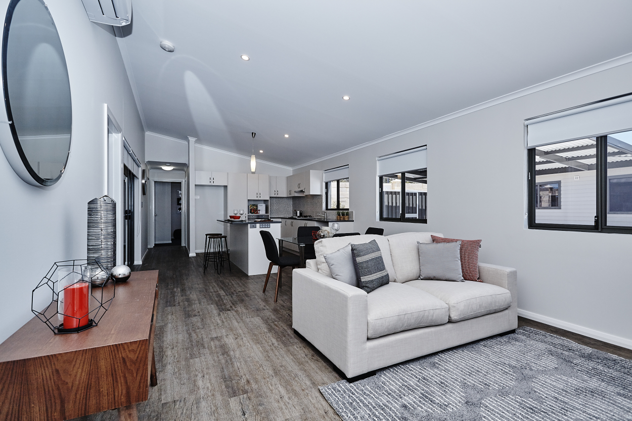 Beautiful 3 bedroom home overlooking Blackadder Creek Site 20, 2 Toodyay Road - Middle Swan 6056 Retirement Property for Sale