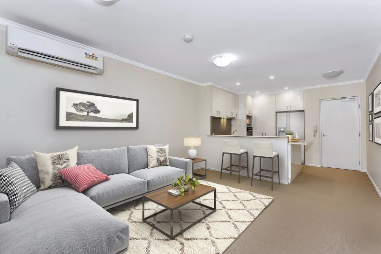 Highly sought after NORTH FACING Apartment at Arcadia Waters Swanbourne
