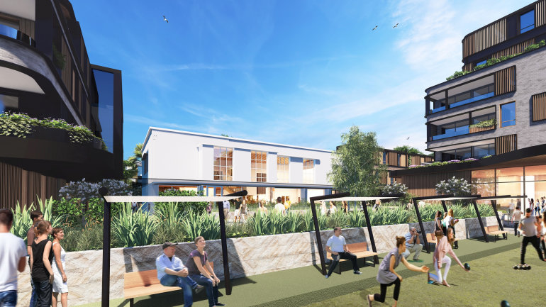 Seniors housing to be encouraged on NSW club sites, but you'll need to be 60 to live in them