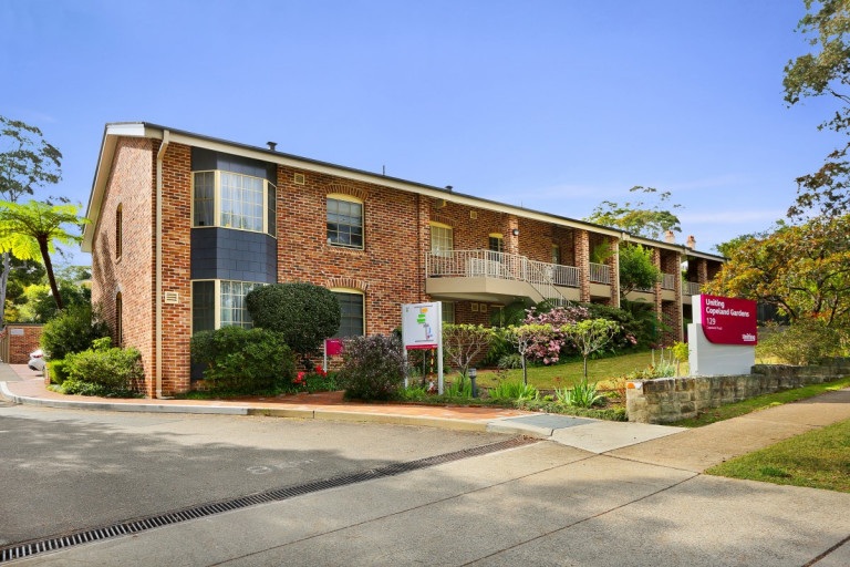 Retirement living in the heart of Beecroft