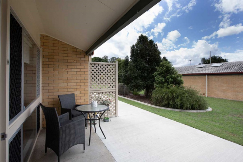 Brassall Village gives you a quiet convenient lifestyle