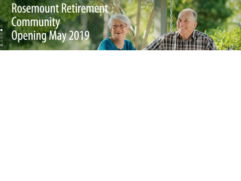 Rosemount Retirement Community - Opening May 2019
