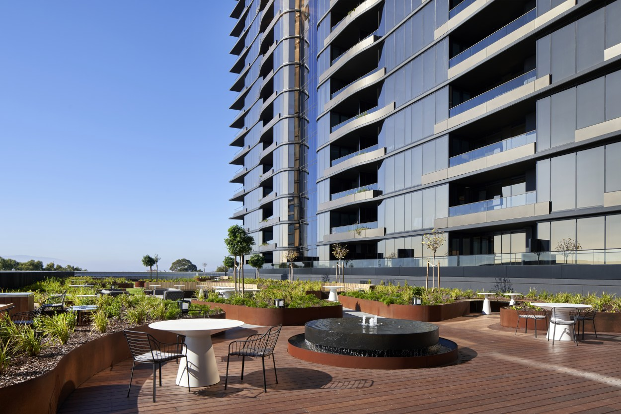 Live in a safe vertical integrated community 235 Springvale Road - Glen Waverley 3150 Downsizing Apartment for Sale