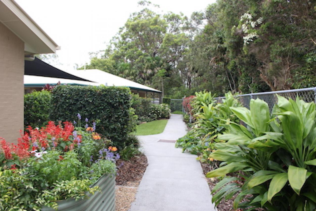 Your one-bedroom rental seaside, garden oasis