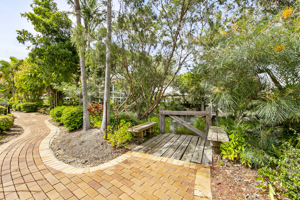 The Perfect Coastal Lifestyle at Cypress Gardens  Gooding Drive - Clear Island Waters 4226 Retirement Property for Sale