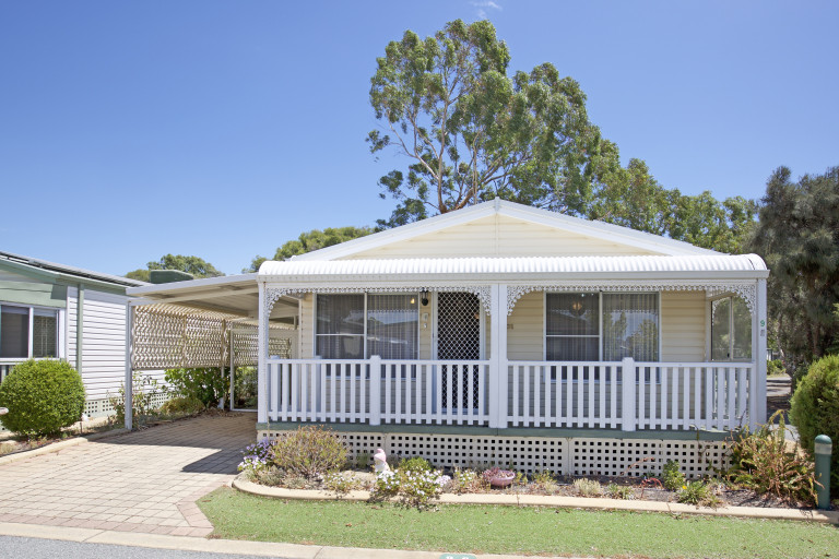 2 Bedroom Home Next To Parkland at Mandurah Gardens Estate