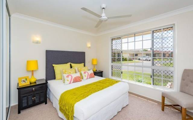Argyle Gardens - Typical 1 Bedroom Home